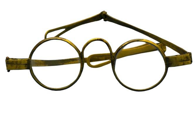Mützenbrille