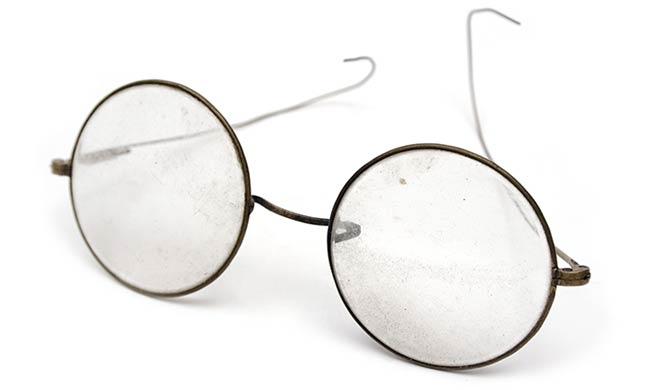 Ohrenbrille
