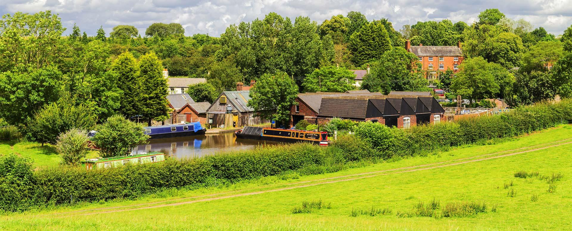 Hausboot Birmingham