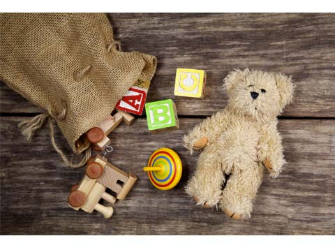 Lennarts Spielsachen