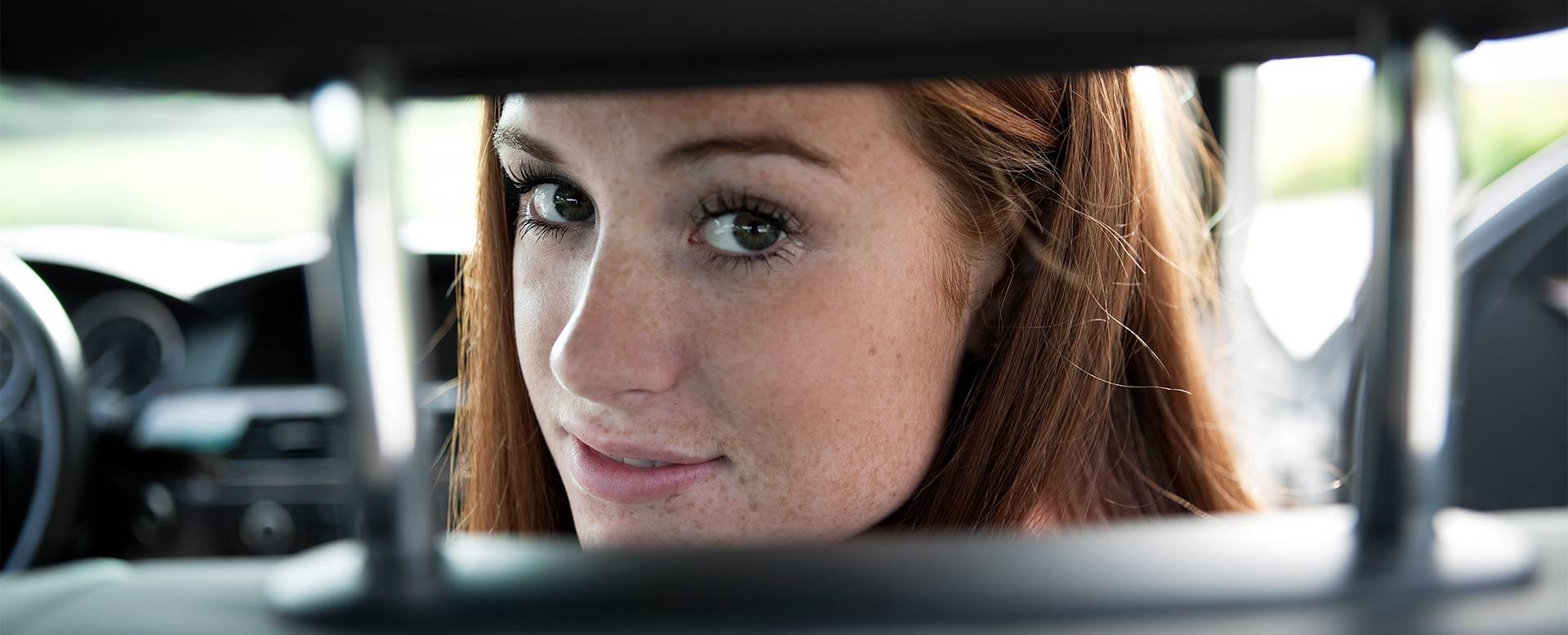 Rückenfreundlich Autofahren