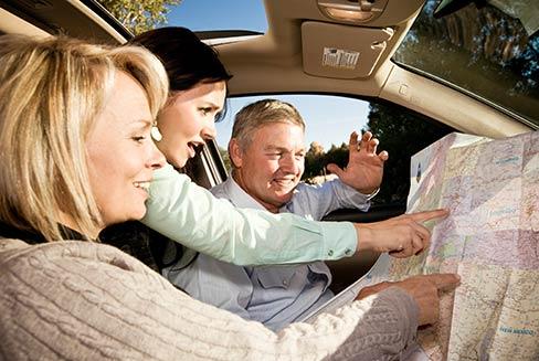 Navigation und Routenplanung